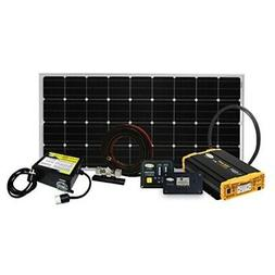 Go Power! Weekender SW Complete Solar and Inverter System wi