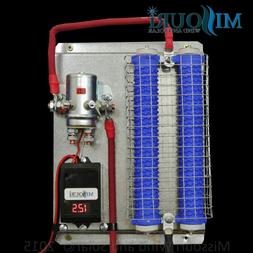 Wind and Solar Charge Controller w/ LED Display & 600 Watt D