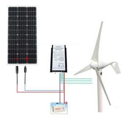 400W Wind Turbine Generator for Charging 12V / 24V Power For
