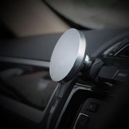 Wireless Car Charger Magnetic Mount Holder For iPhone X 8 Sa