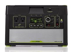 Goal Zero Yeti 1000 Lithium Portable Power Station 3000W Mul