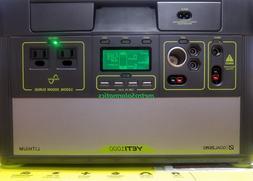 yeti 1000 lithium portable power station gz38004