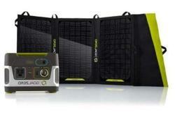 Goal Zero Yeti 150 Solar Generator Kit with Nomad 20 Solar P