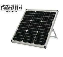Zamp Solar ZS-US-40S-P Solar Kit; Portable Solar Kit; 40 Wat